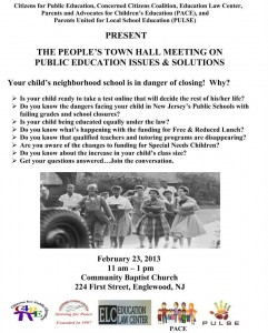 People's Town Hall, Englewood